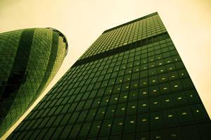 london city tau by Metiu