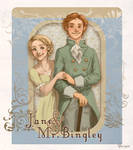 Pride n' Prej: Jane+Bingley