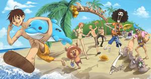 One Piece Summer 2010