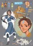 Avatar sketchdump