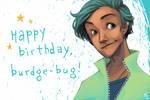 Teddy for Burdge-Bug