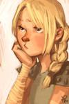 Astrid morose