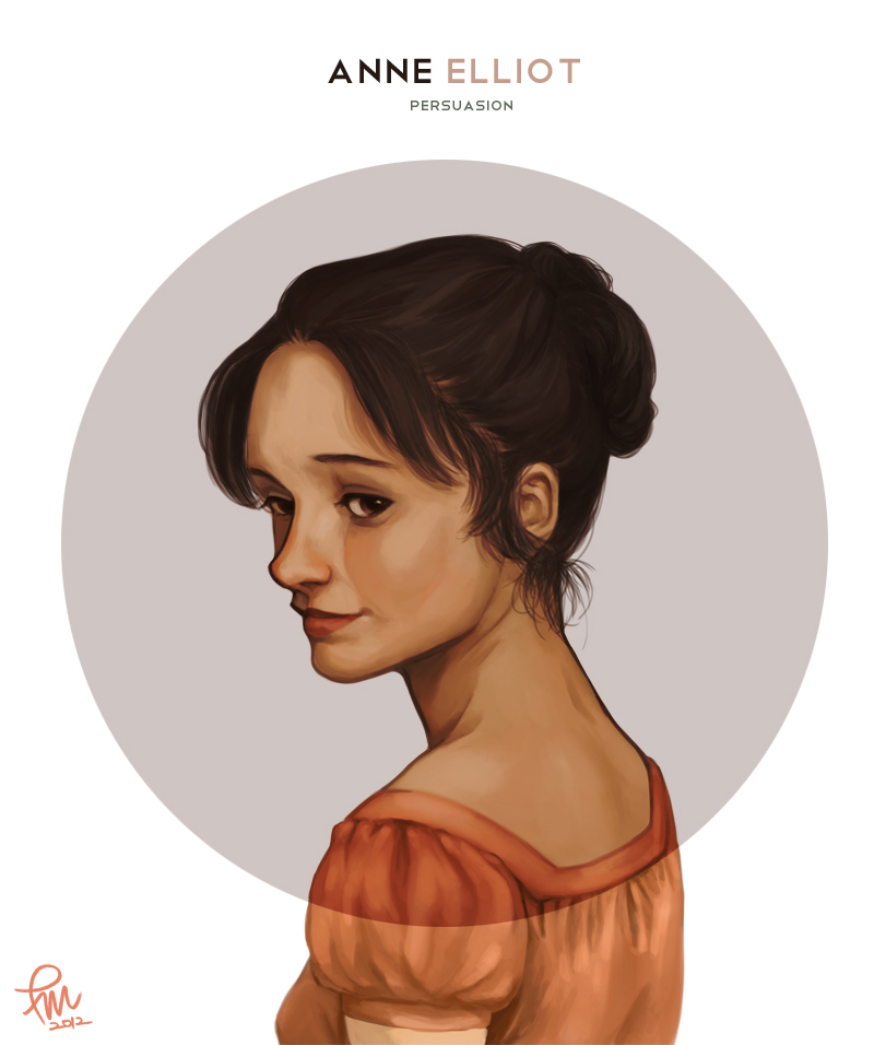the female characters of jane austen Jane austen's minor female characters expose the economic and social realties of british women in the long eighteenth century and reflect the conflict between.