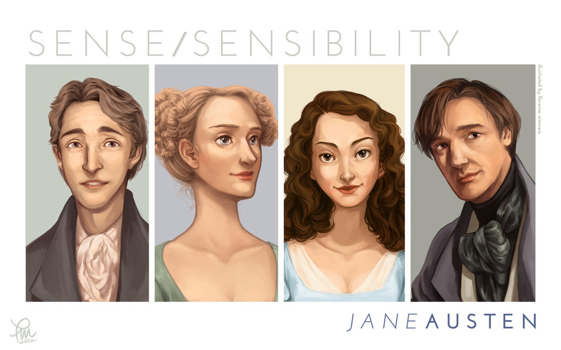 Sense and Sensibility by flominowa