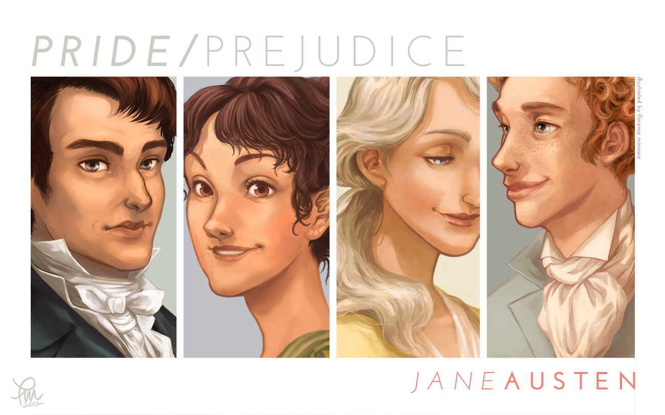 essays on pride and prejudice characters