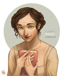 Mansfield Park - Fanny Price by flominowa