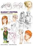HP sketch dump