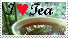 I love Tea by gilbzzZZzz