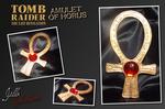 Tomb Raider IV: Amulet of Horus by JillaValentina