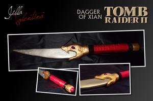 Tomb Raider II: Dagger of Xian