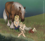 Horse call