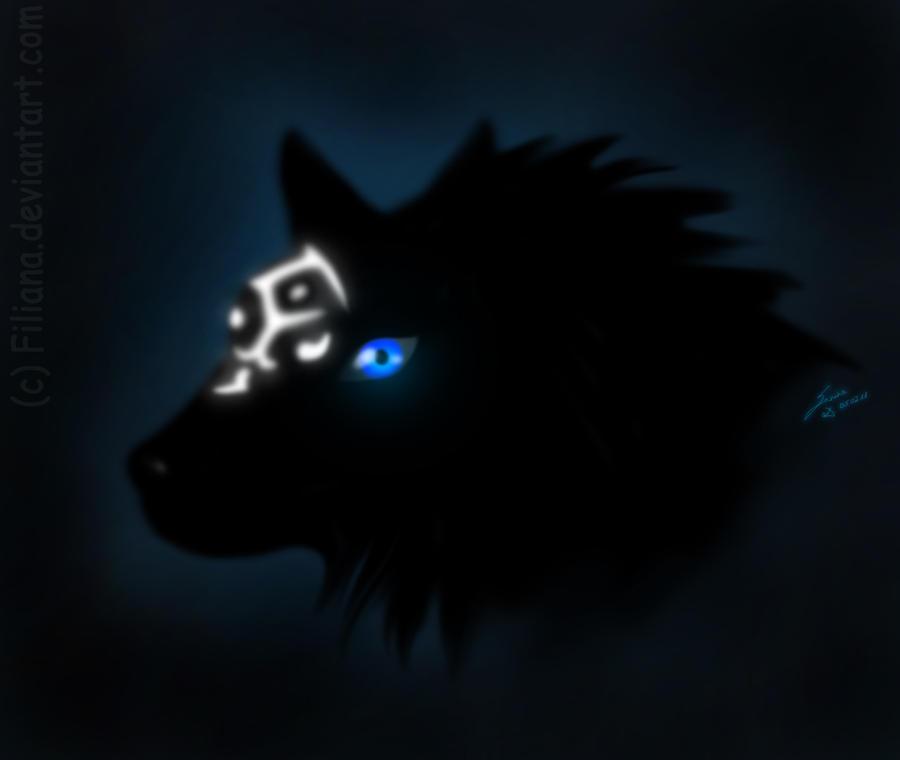 Spirit of Wolf... by Filiana