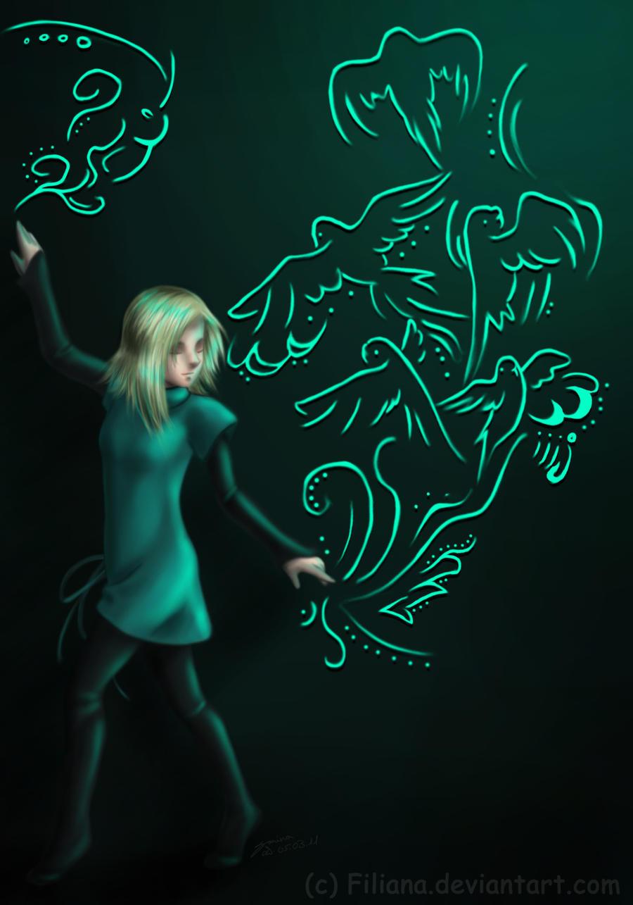 My fantasy... by Filiana