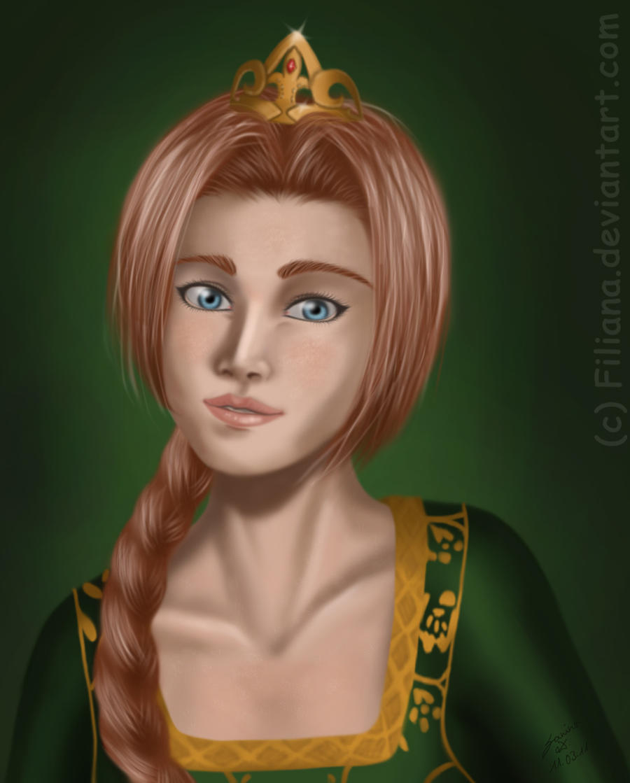 Fiona by filiana on deviantart - Princesse fiona ...