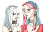 Crimson and Ennui
