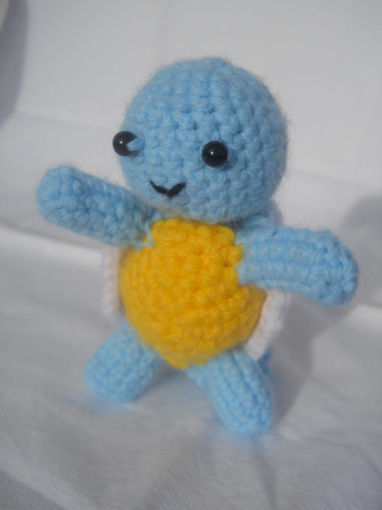 Squirtle by onlyRa