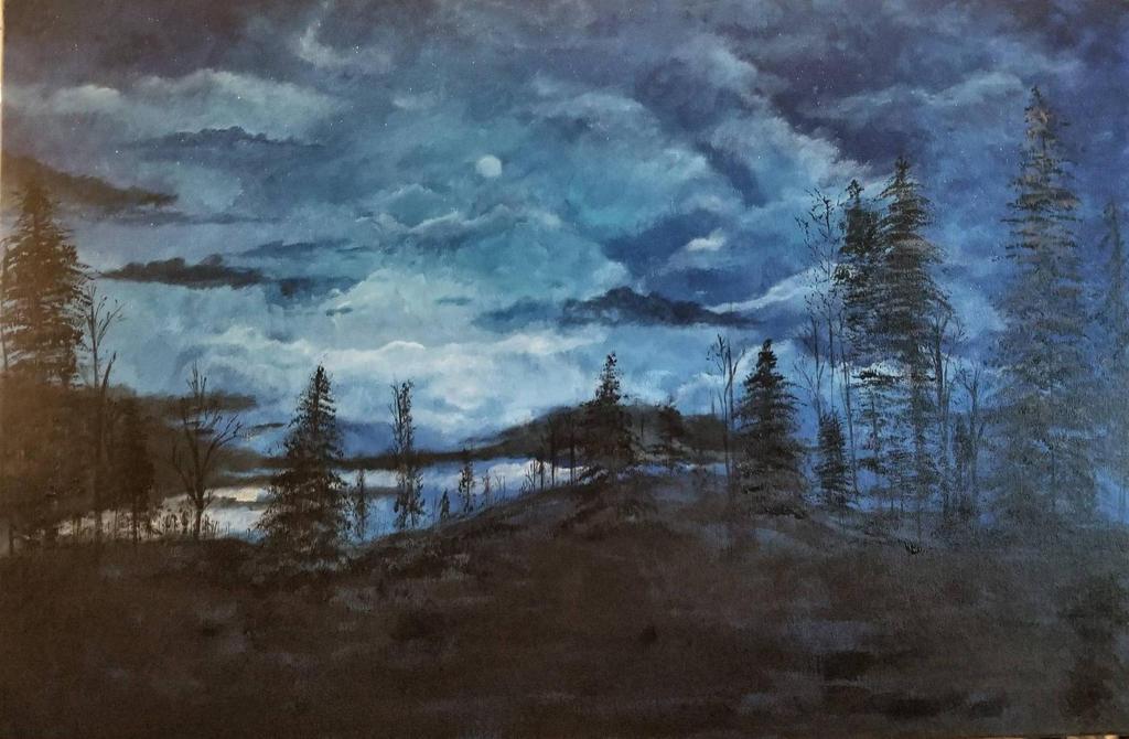 Midnight Sun by Nikkin36