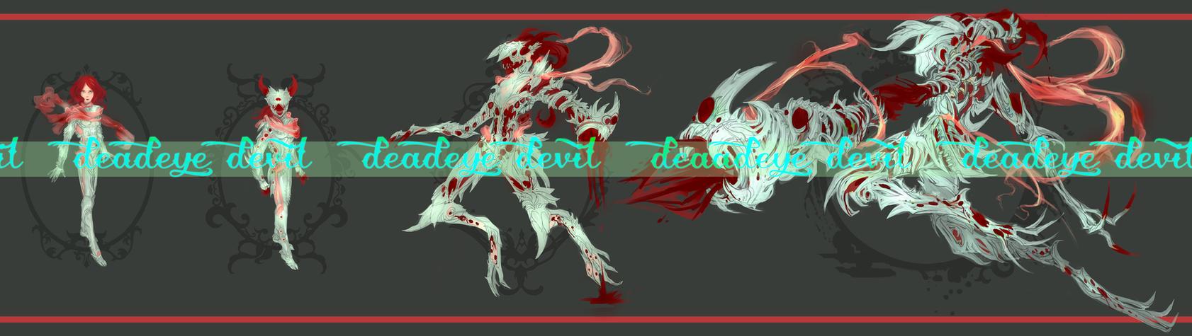 DEADEYE DEVIl adopt [CUSTOM] by ensoul