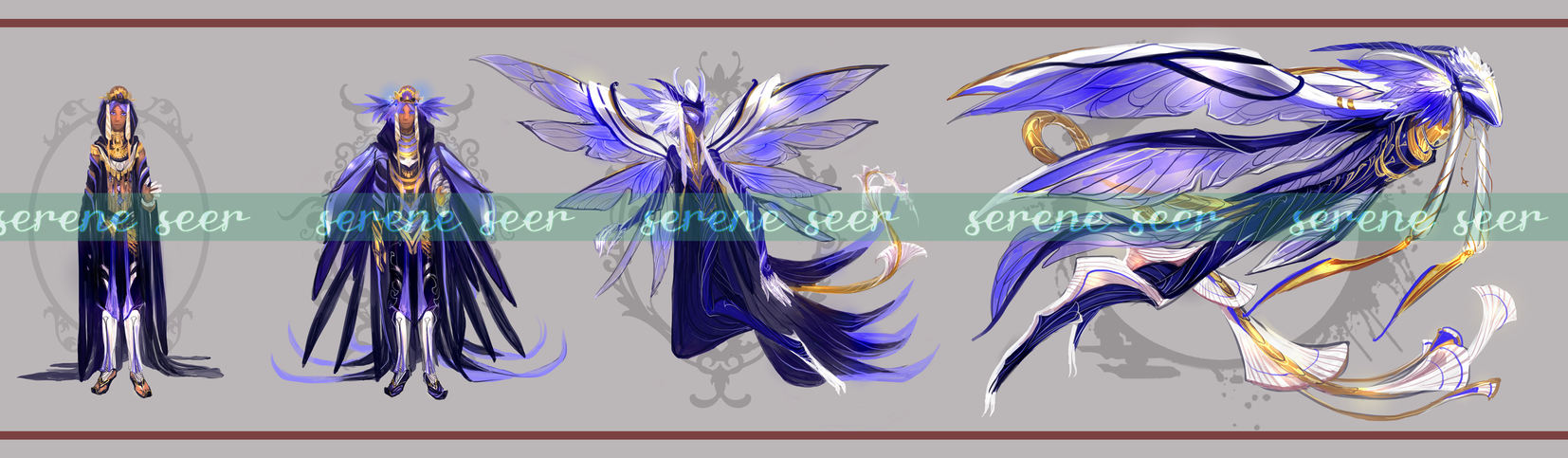 SERENE SEER adopt [CLOSED] by ensoul