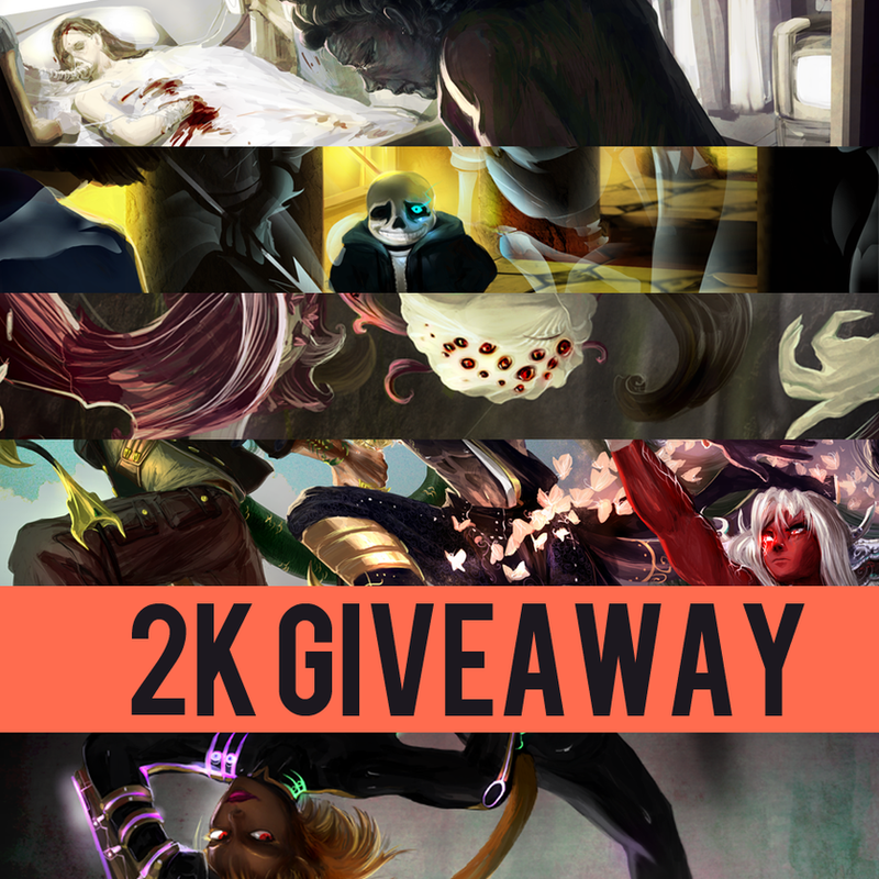 2K watchers giveaway - WINNER ANNOUNCED by ensoul