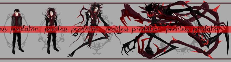 PEERLESS PREDATOR adopt [CUSTOM]