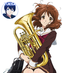 Hibike! Euphonium's Kumiko Oumae