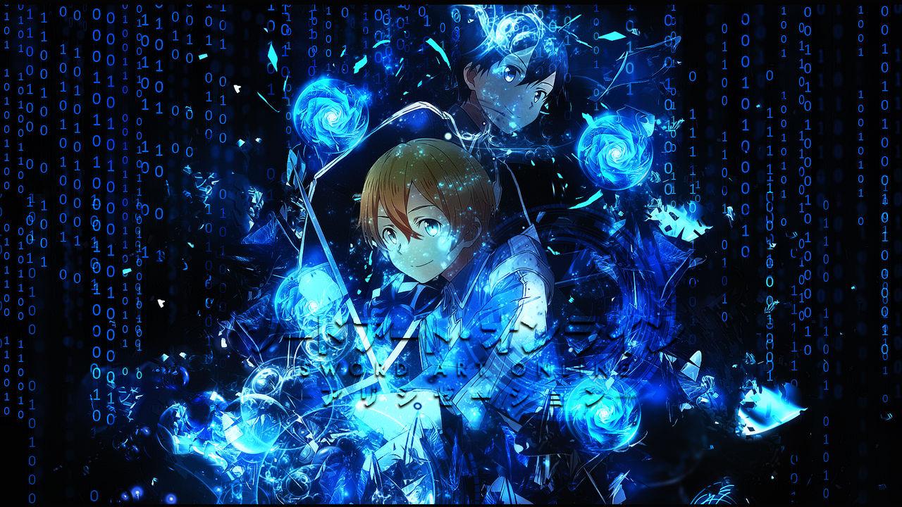 Sword Art Online Alicization Wallpaper By Nisa Niisan On