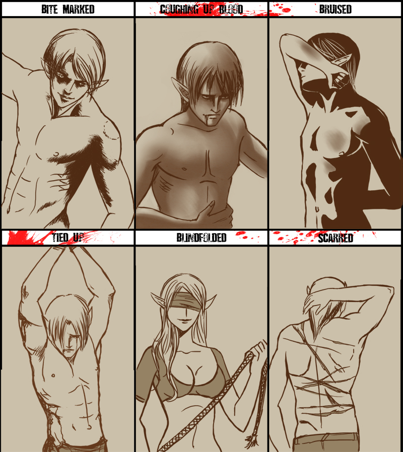 Character Abuse Meme - Azz by Azzedar-san
