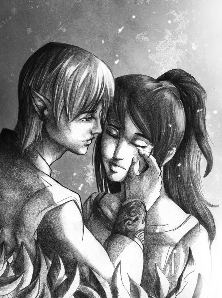 Cheer up by Azzedar-san