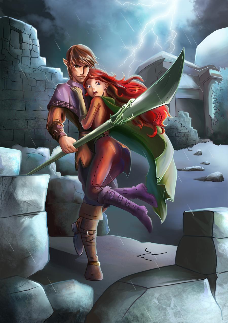 Protector by Azzedar-san
