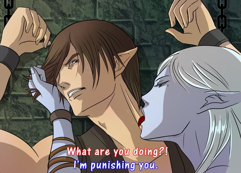 Punishment by Azzedar-san