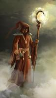 Sorcerer by Azzedar-san