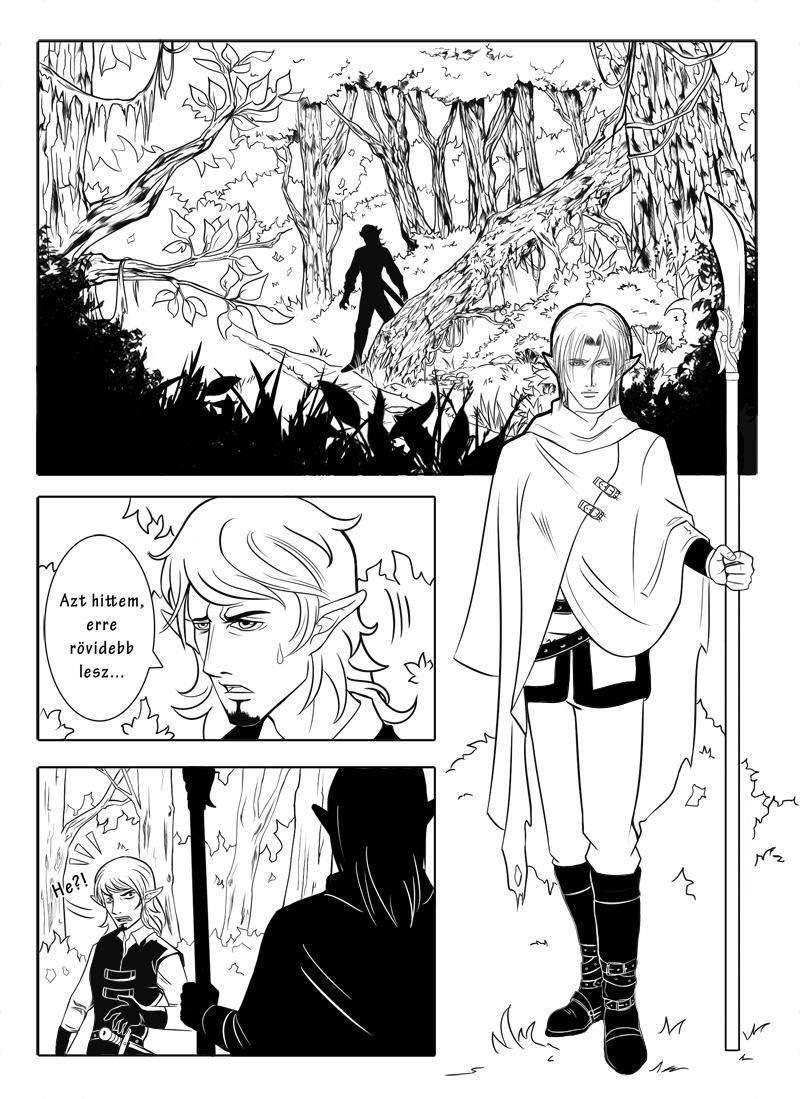 Page 01 by Azzedar-san