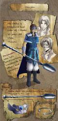 Character sheet - Demyan by Azzedar-san