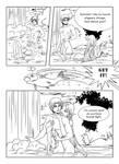 Summer recreation by Azzedar-san