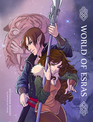World of Esras cover by Azzedar-san