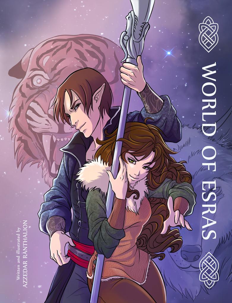 World of Esras cover by Azzedar-san