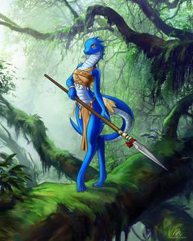 Huntress Kobold