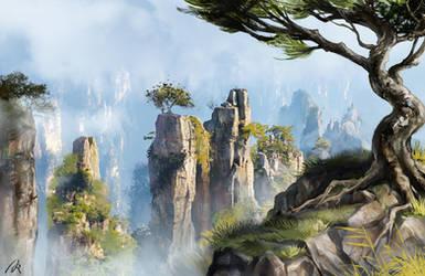 Mountains of Era