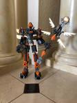 Kronos. God of Time by Metalknightrider