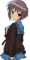 Vector - Nagato Yuki