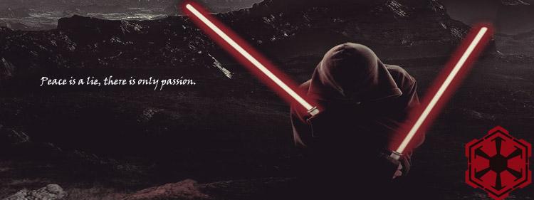 The Sith Code Facebook Cover by raisrulez