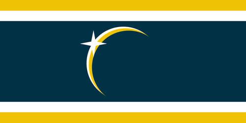 Flag of United Earth