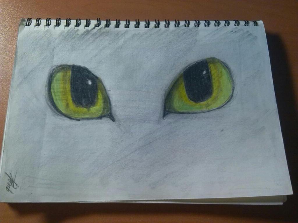 Юные художники - Страница 4 Dragon_s_eyes__toothless_by_ognevitsa-d8sdhmq