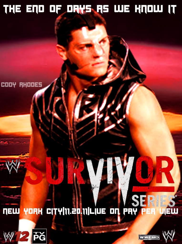 WWE Survivor Series 2011 by neXXXusTheUber