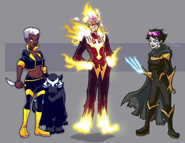 Some Future X-Types by Video320