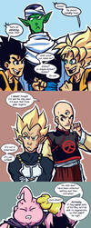 Funny FighterZ by Video320
