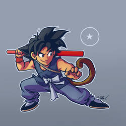 All of Dragonball: Son Goku by Video320