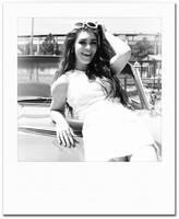 mini-Polaroid Frame Flat BW
