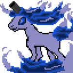 Water-Type Galarian Ponyta